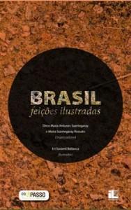 Brasil Feições Ilustradas