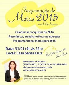 Metas 2015