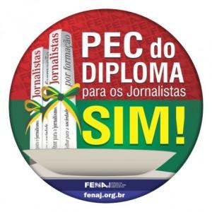 PEC Diplomas para Jornalistas