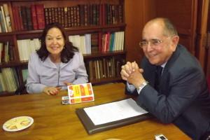 Dr Silvino e Dra Sulamita