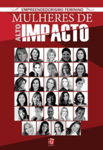Capa do livro Mulheres de Alto Impacto