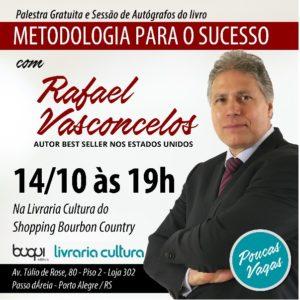 Convite Metodologia para o sucesso 2